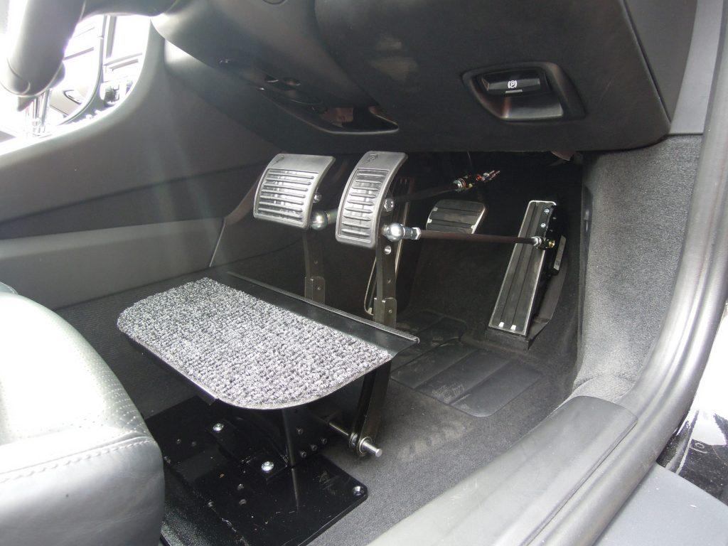pedal modifications des gosling mobility. Black Bedroom Furniture Sets. Home Design Ideas