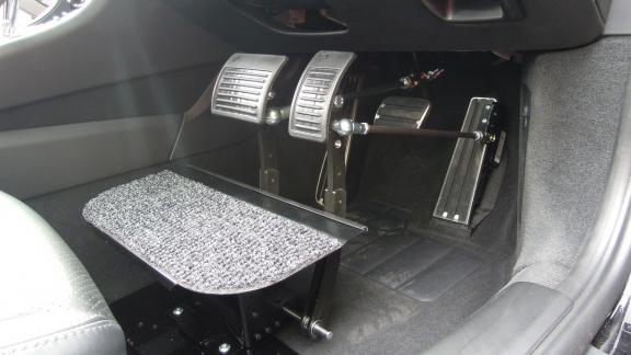Pedal Modifications
