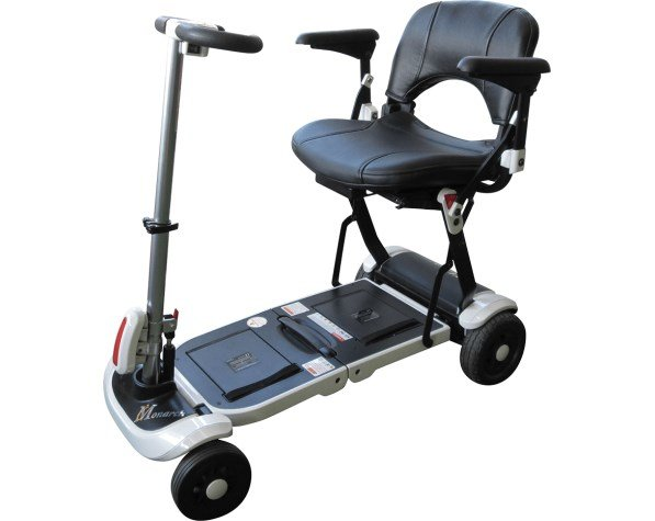 Mobility scooter monarch genie des gosling mobility for Small motor scooters for sale