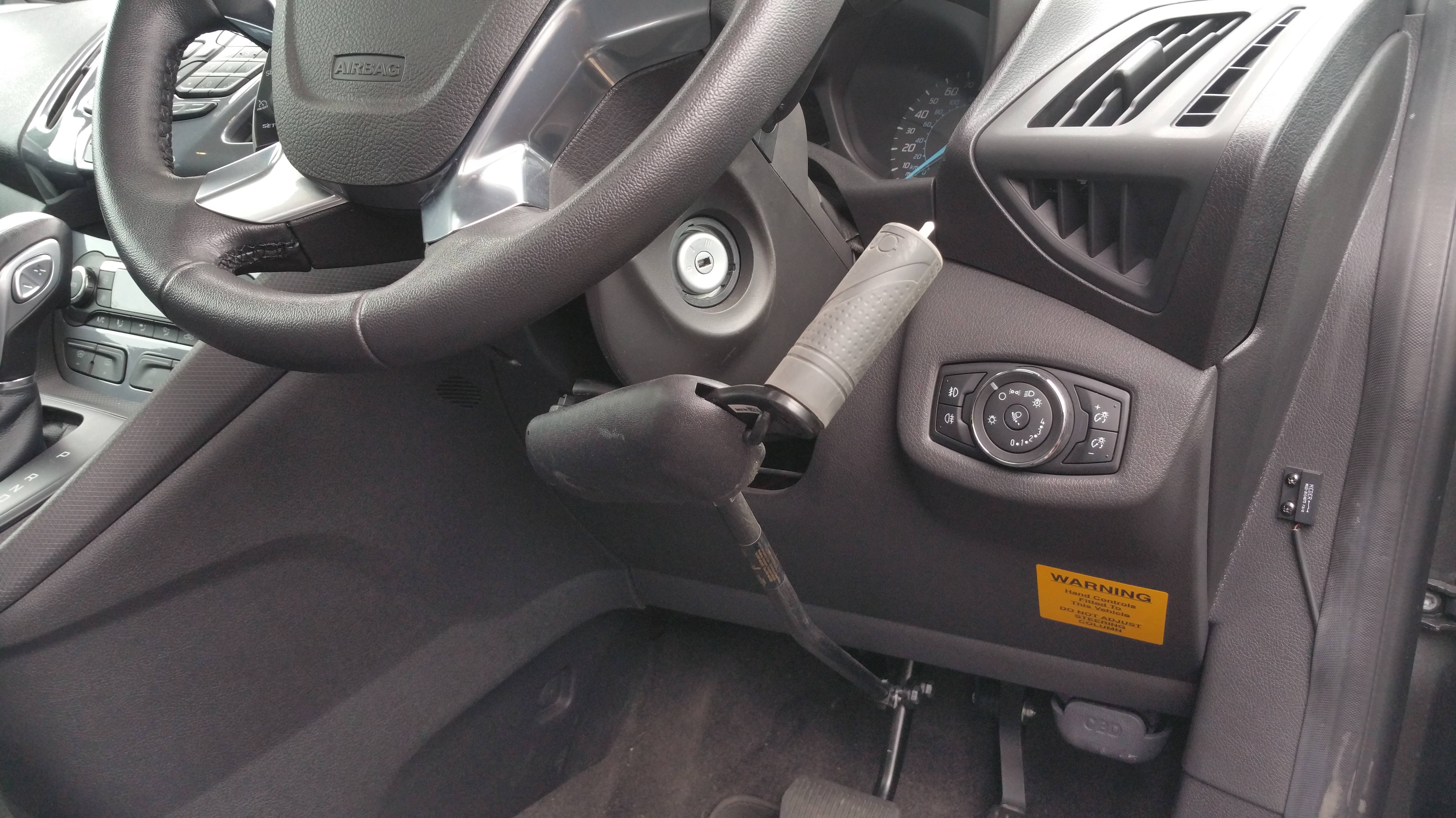 Hand Controls For Cars >> Hand Controls Des Gosling Mobility