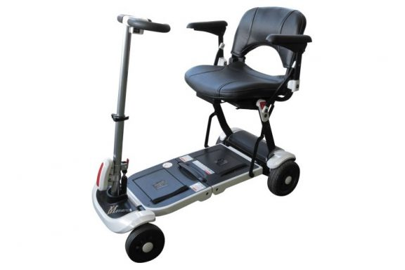 Monarch Genie Folding Mobility Scooter