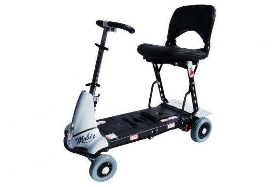 Monarch Mobie Folding Mobility Scooter