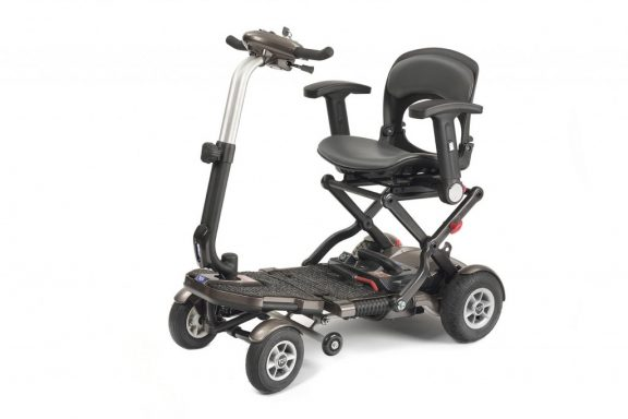 TGA Minimo Plus 4 Folding Mobility Scooter