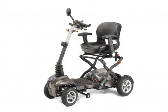 TGA Maximo Plus Folding Mobility Scooter