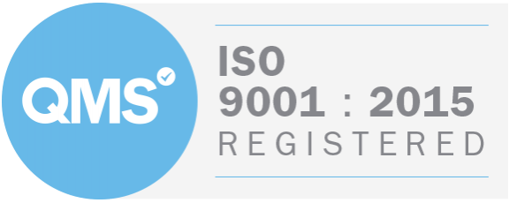 ISO 9001 Quality Assurance Certificate