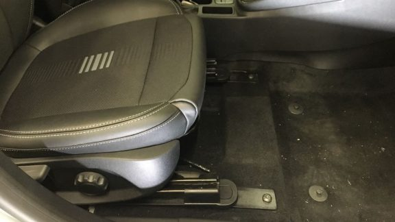 Extended Seat Runners